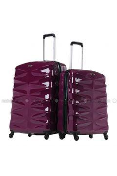 Purple - Suitcases - NK(110328985)