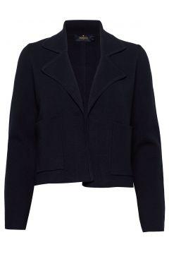 Valere Knit Jacket Cardigan Strickpullover Blau MORRIS LADY(116547408)