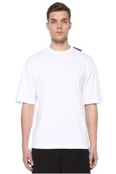 Balenciaga Erkek TSHIRT Beyaz XS EU(115894315)