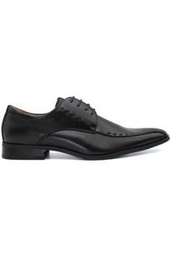 Chaussures Kebello Chaussures Richelieus H Noir(115413048)