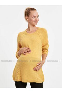 Yellow - Maternity Vest - LC WAIKIKI(110314135)