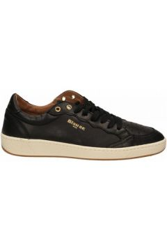 Chaussures Blauer MURRAY01 - MAN LEATHER SNEAKERS(115599755)
