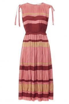 Kleid en Satin Alessa(108861019)
