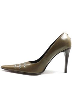 Chaussures escarpins Roberto Rinaldi escarpins pourpre foncé cuir ky362(88526958)