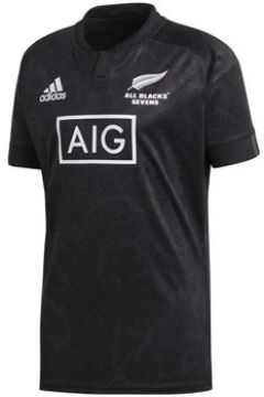 T-shirt enfant adidas Maillot rugby 7s All Blacks 20(115404266)