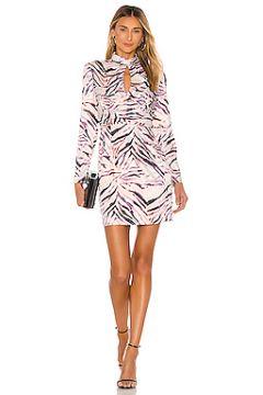 Мини платье shirred - KENDALL KYLIE(115064783)
