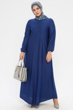 Robe Grande Taille ECESUN Indigo(125461417)