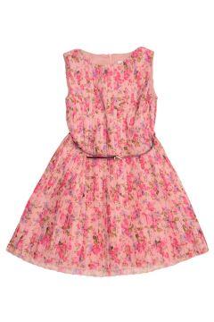 Pink&Orange Elbise(126230732)