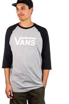 Vans Classic Raglan Longsleeve T-Shirt grijs(100661560)