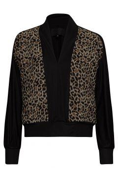 Y-Sweater Strickpullover Schwarz DIANA ORVING(114153366)