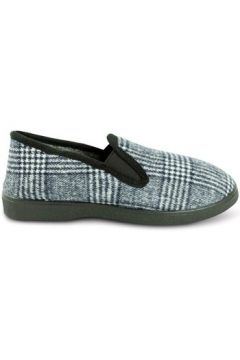 Chaussons Kebello Chaussons charentaises H Gris(127933706)