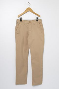U.S. Polo Assn. Kum Erkek Çocuk Chıno Pantolon(114002743)