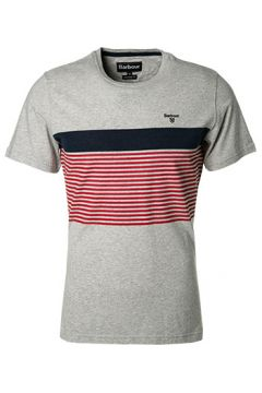 Barbour T-Shirt Braeside grey marl MTS0562GY52(116934477)