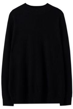 Pullover mit geripptem Stehkragen(108584805)