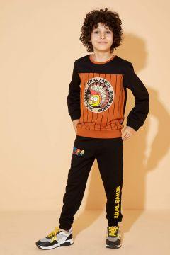 DeFacto Erkek Çocuk Kral Şakir Lisanslı Sweatshirt(119060880)