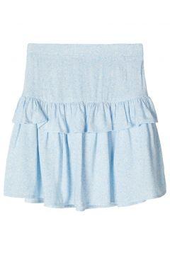 NAME IT Imprimé Fleuri Viscose Jupe Women blue(108032723)