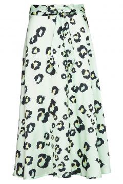 Carmen Skirt Langes Kleid Bunt/gemustert BY MALINA(109112910)