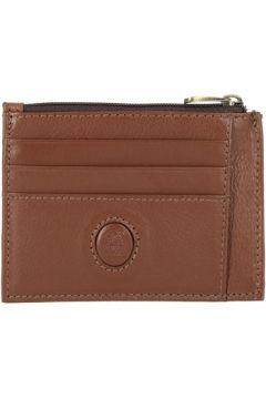 Portefeuille Nuvola Pelle Porte cartes de crédit en cuir Soft - Pierrick - Marron foncé(115446137)