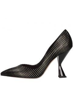 Chaussures escarpins G.p.per Noy Gp311 talons Femme Noir / c. fusil(128002233)
