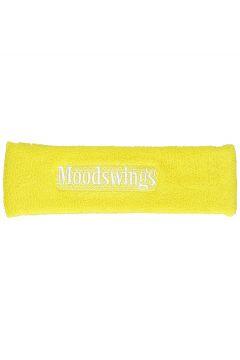 Moodswings Chess Sweat Headband geel(96240570)