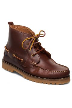 Rough 4-Eye Lth Marstrand KÄNga Shoes Business Loafers Braun MARSTRAND(96841879)