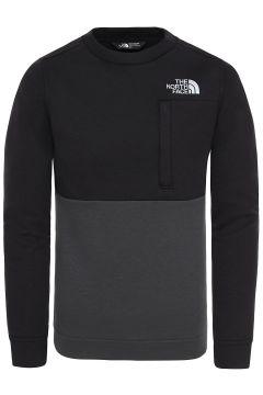 THE NORTH FACE Slacker Crew Fleece Pullover zwart(109178034)