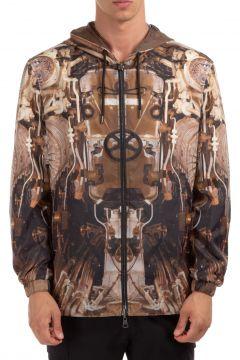 Men's outerwear jacket blouson reversibile(122147885)