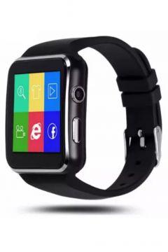 Smart Watchx6 Sim Kartlı Akıllı Saat Siyah(122500248)