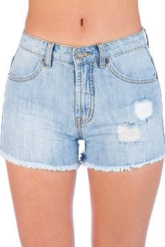 Rip Curl Salt Wash Denim Shorts blauw(85195373)