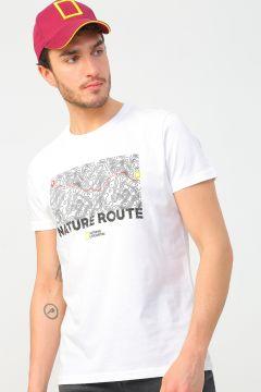 National Geographic Beyaz T-Shirt(113995265)