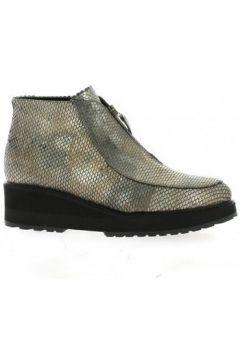 Bottines Benoite C Boots cuir python(115478864)