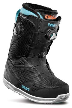 Thirty Two Tm 2 Double Boa Womens Snowboard Stiefel - Black Blue White(100270088)