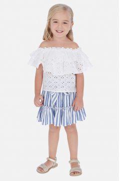 Mayoral - Spódnica dziecięca 92-134 cm(118155104)