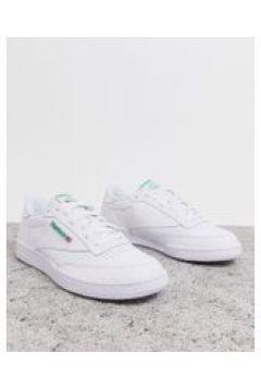 Reebok - Club C 85 - Weiße Sneaker - Weiß(95030988)