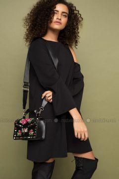 Black - Dresses - DeFacto(110335274)