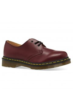 Dr Martens 1461 Smooth Dress Shoes - Cherry Red Smooth(122154959)