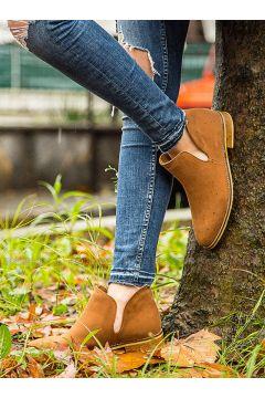 Tan - Boot - Boots - Mecrea(110323246)