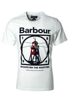 Barbour T-Shirt Tarbert white MTS0565WH11(116934479)