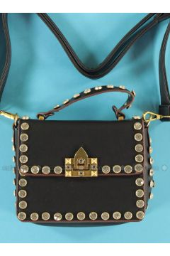 Black - Shoulder Bags - Marjin(110338023)