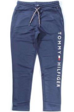 Jogging enfant Tommy Hilfiger KG0KG04146 Pantalons de survêtement Fille(115437324)