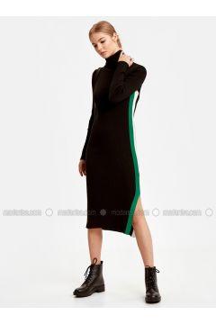 Black - Dresses - LC WAIKIKI(110328797)