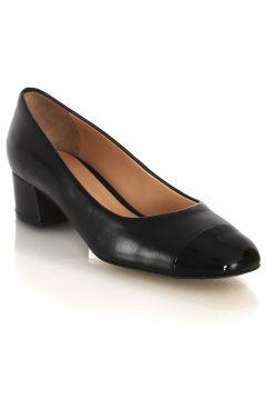 Poletto Siyah Kadın Topuklu Ayakkabı(122545318)