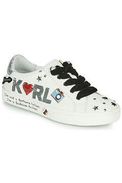 Chaussures Karl Lagerfeld SKOOL JEWEL BADGE LO(98691073)