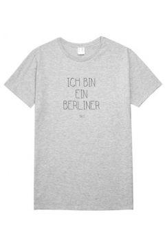 T-shirt Civissum I bin ein berliner Tee / classic Grey(115483495)