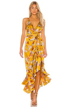Платье миди narciss - Bronx and Banco(115065372)