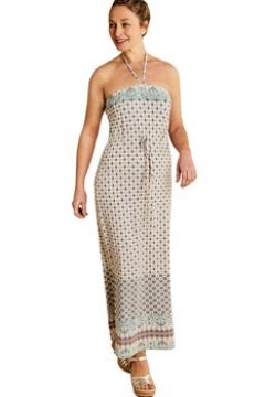 Robe Woolovers Robe bandeau maxi Femme Jersey(115541311)