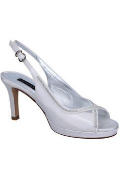 Sandales Bacta De Toi sandales blanc satin strass BT844(115442926)