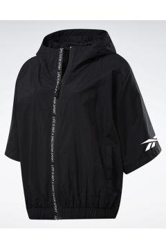 Woven Short Sleeve Ceket(108989069)