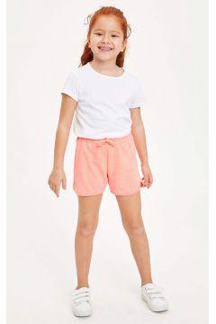 DeFacto Kız Çocuk Bağcık Detaylı Şort(119059261)