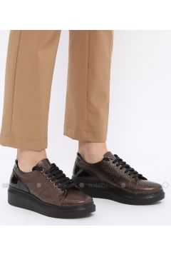 Brown - Casual - Shoes - Gezer(110328644)